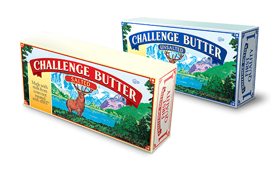 Challenge Salted and Unsalted Butter