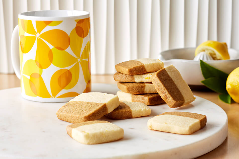 Ginger Lemon Slices