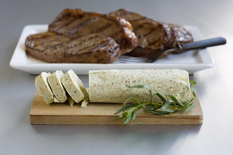Savory Tarragon Steak Butter
