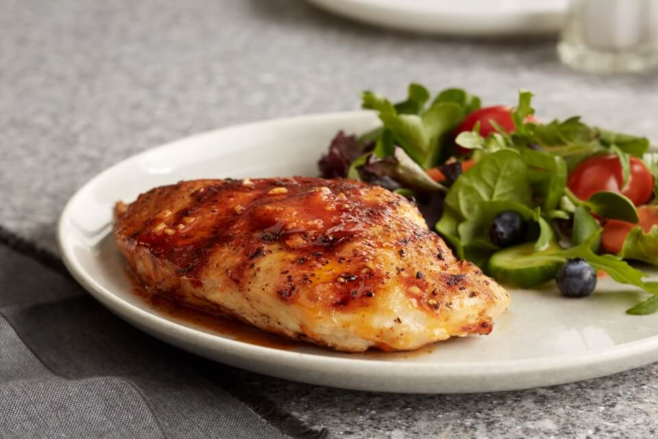 Chicken with Smoked Paprika Butter